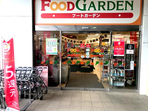 埼京線 与野本町駅前 店舗