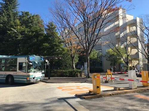 北浦和駅西口→埼玉大学のバス