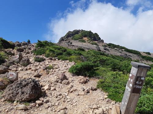 安達太良山ハイキング